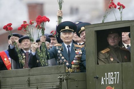 Victory Day Parade, 2005, 2