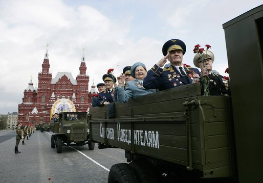 Victory Day Parade, 2005