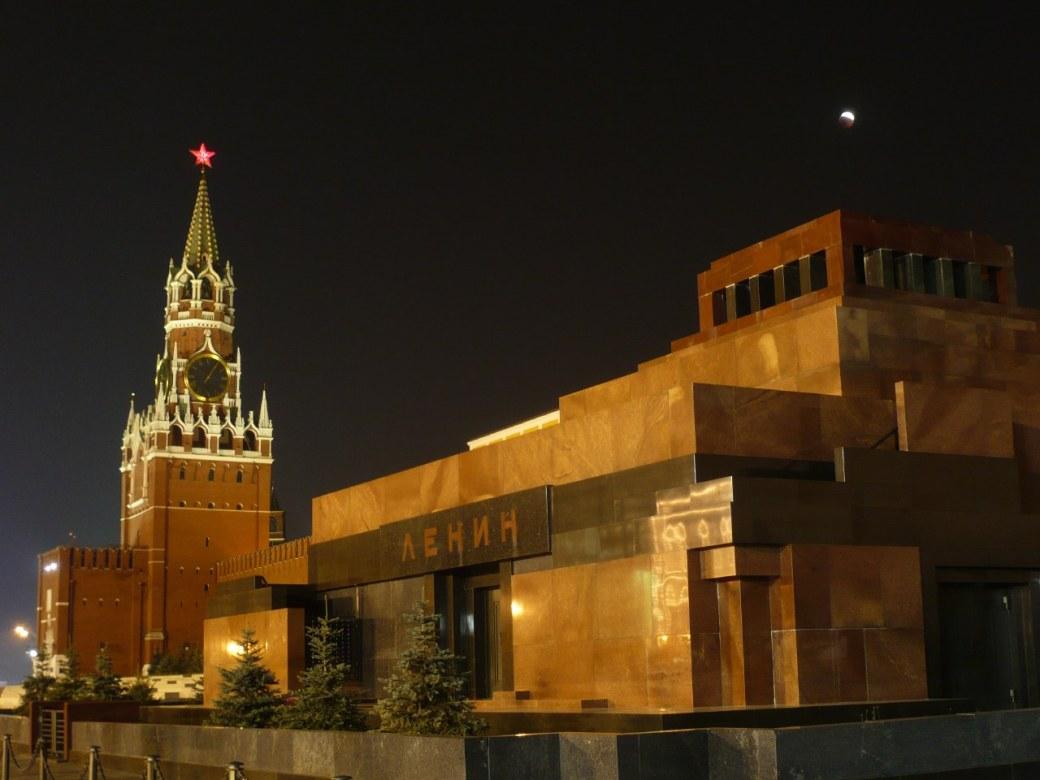 Lenin Mausoleum, groß