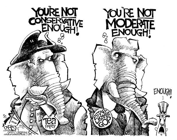 conservative cartoon
