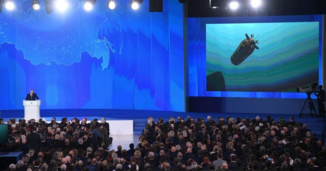 Putin, State of the Nation address 2018