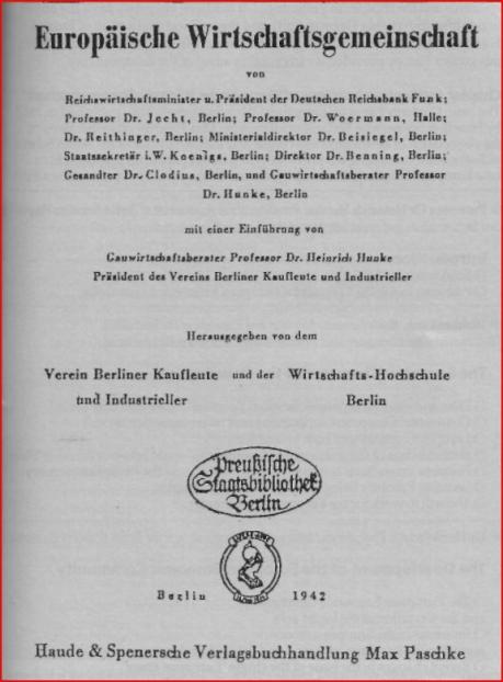 EWG, 1942