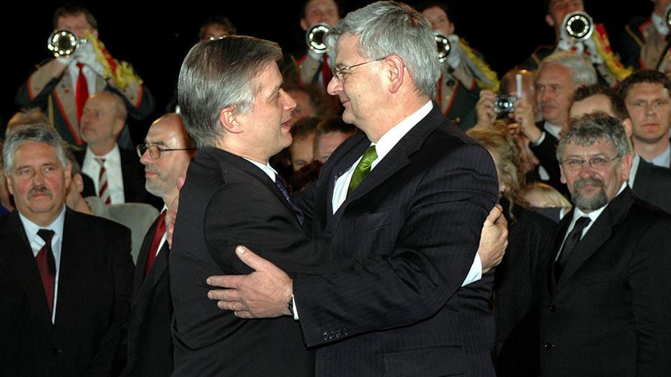 Fischer und Cimoszewicz