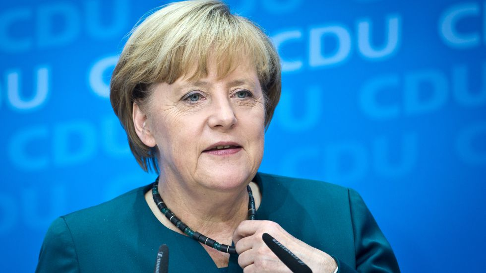 Merkel schwarz-grün