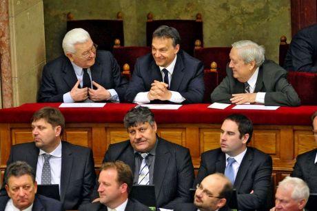 Orbán, Pozsgay