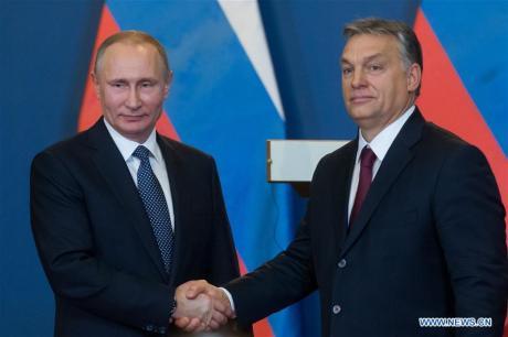 Putin, Orban 3