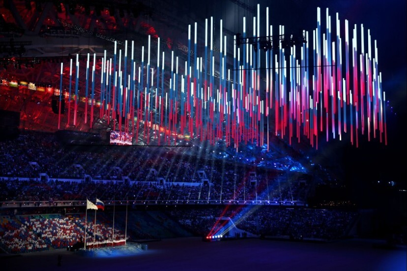 Sochi Olympics, closing ceremony, 2