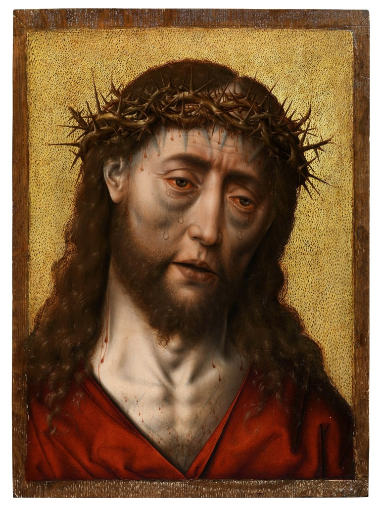 Aelbrecht-Bouts-Christ Crowned with Thorns_T636806648794340364