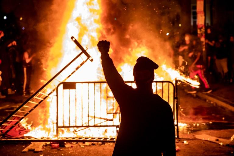 U.S. protests 2020